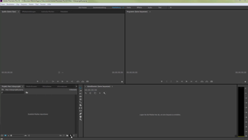 Still medium adobe premiere kapitel 1 projekt anlegen